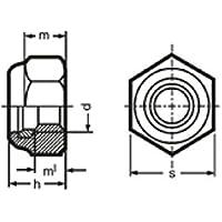 M22-XI verbindungsschraube M20,IP67 zum Verbinder von Aufbaugeh/äusen M22-I