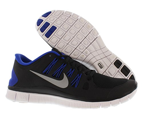 Air Alphalution Herren Hallo Top Trainers16 Turnschuhe Black/Reflect Silver/Hyper Blue/White
