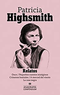 Relatos par  Patricia Highsmith