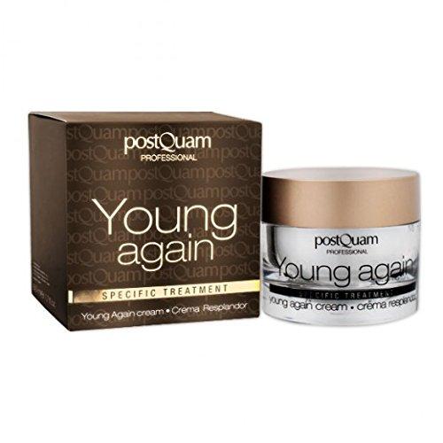 Postquam - Young Again | Crema Antiarrugas Regeneradora con Retinol y Vitamina C, 50 ml