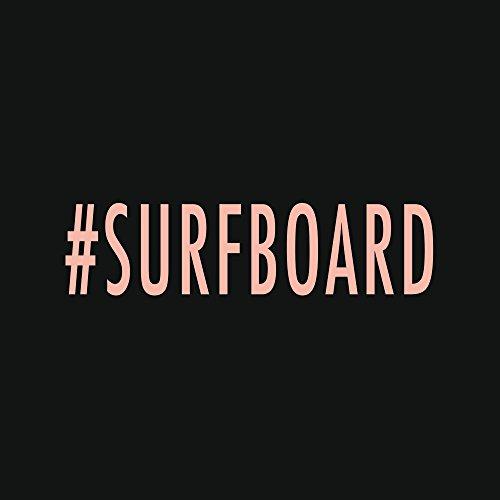Apple iPhone X Bumper Hülle Bumper Case Glitzer Hülle Surfboard Flawless Statement Bumper Case transparent grau