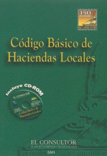 Código básico de las haciendas locales 2003