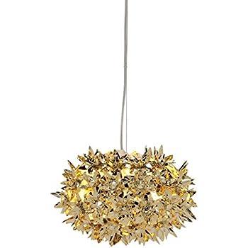 Kartell BLOOM Lampe, vert: : Luminaires et Eclairage