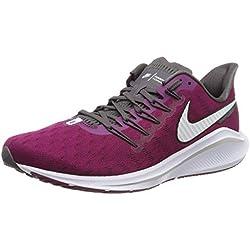 Nike Wmns Air Zoom Vomero Zapatillas De Running Para Mujer True Berry/White/Thunder Grey/Teal Tint Talla 40 EU
