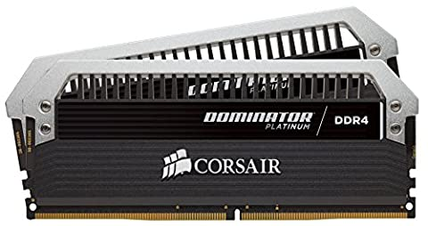 Corsair CMD16GX4M2B3000C15 16 GB (2 x 8 GB) Dominator Platinum DDR4 Memory Kit
