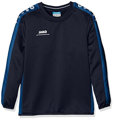 JAKO Kinder Sweatshirt Sweat Striker marine/nightblue, 164 Kinder Sweatshirt Marine