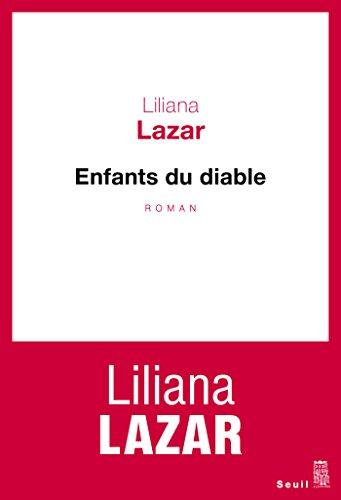 Enfants du diable - Liliana Lazar sur Bookys