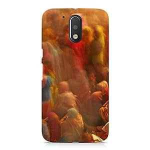 Hamee Designer Printed Hard Back Case Cover for LG V20 Design 3089