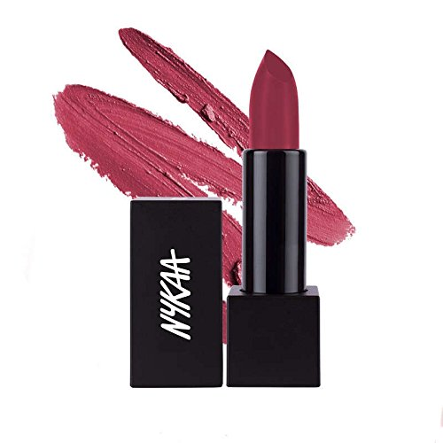 Nykaa So Matte Lipstick Very Berry Collection - Wicked Wine 07(4.2 Grams)