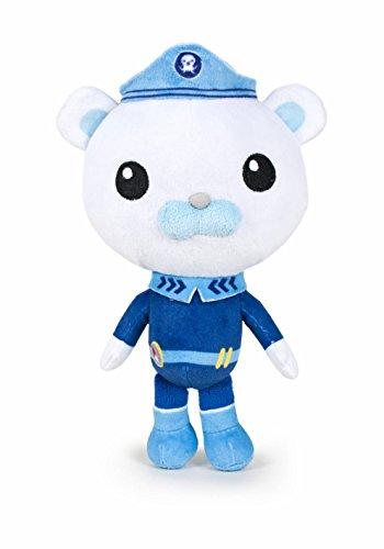 Famosa- Peluche Octonautas Capitán Polo Polar, 20 cm...