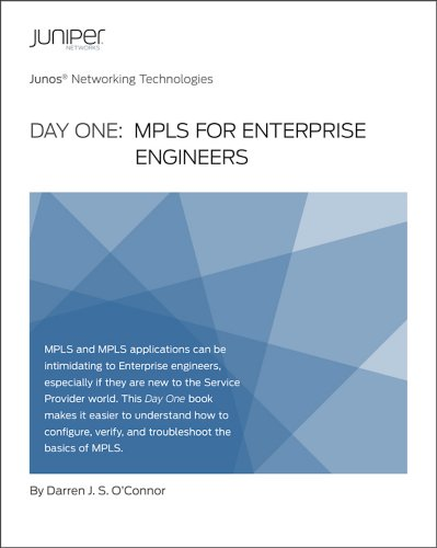 day-one-mpls-for-enterprise-engineers-english-edition