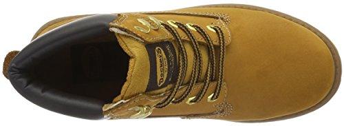 Dockers by Gerli 19PA240-300910, Bottes courtes Classiques femme Jaune - Gelb (golden tan 910)