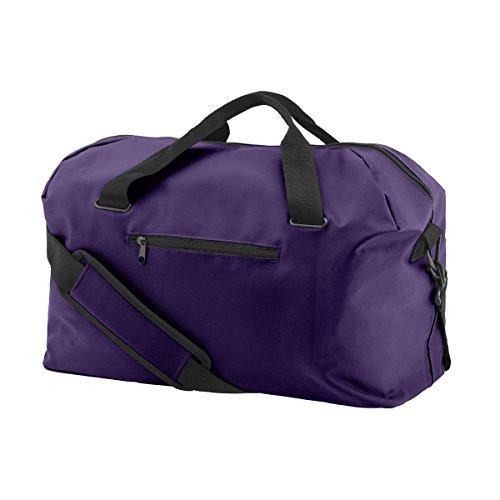 Cool gym bag AWDis Streetwear Borse Purple