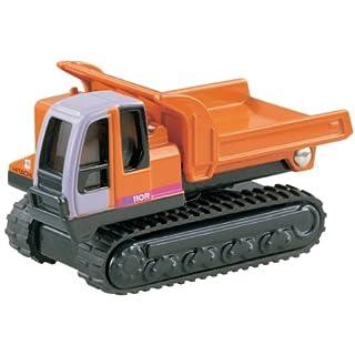 Takara Tomy Tomica #080 Hitachi Construction Machinery Rubber Crawler Carrier EG110R