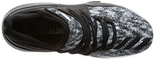 adidas Dame 3, Scarpe Sportive Uomo Vari colori (Ftwbla/Negbas/Onix)