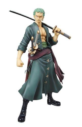 Megahouse One Piece Portrait of Pirates: Roronoa Zoro Ex Model PVC Figure (japan import) 1