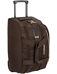 Pronto Turin Polyester 49 cms Coffee Travel Duffle (6548 - CF)
