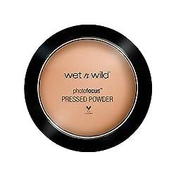 (3 Pack) WET N WILD Photo Focus Pressed Powder - Tan Beige