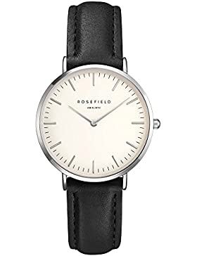 Rosefield Unisex Erwachsene-Armbanduhr TWBLS-T54