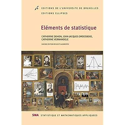 Éléments de Statistique