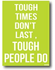 Nourish Tough Times Don't Last But