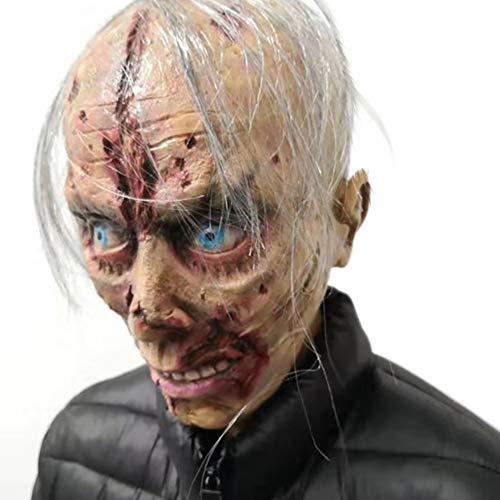 GT Halloween Mascara Careta Látex