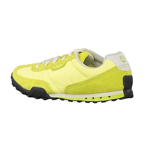 Timberland EK Greeley Low, Sneaker Basse Donna Lime