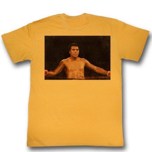 Muhammad Ali - Herren Ali Chillin T-Shirt As Shown