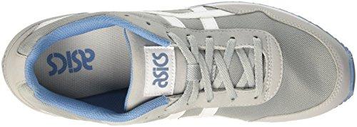 Asics Curreo, Chaussures De Sport Grises Pour Homme (midgrey / White)