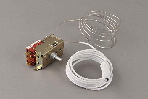 BSD Thermostat für Kühlschrank mit 2 Kapillarrohre K52-L2533 CZN/CZP