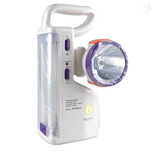 Preisvergleich Produktbild GXQ Multi-Funktion Wiederaufladbare Notbeleuchtung - Tragbare Heim-Suchscheinwerfer - Wiederaufladbare Camping Pferd Lichter