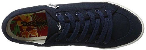 Blau 660 Navy by Sneakers 30PO217 Dockers Damen 710660 Gerli xaYTRqwC