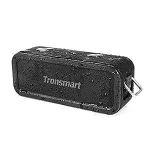 Tronsmart Cassa Bluetooth Impermeabile 40W, Altoparlante Senza Fili Portatile Speaker Waterproof IPX7,Effetti Tri-Bass, TWS & NFC, Tempo di Riproduzione di 15 Ore, per Smartphone, Computer, Viaggio