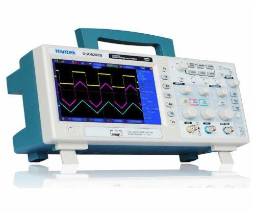 HANTEK DSO5102B - OSCILOSCOPIO DIGITAL (200 MHZ 1G)