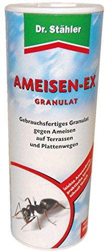 Dr. Stähler 001977 Ameisen-EX Granulat, 500 g Streudose