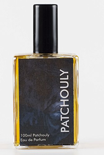 Devil Kitchen Patchouli Eau de Parfum Unisex Gothic Parfum, Vaporisateur/Spray, 100 ml Glass Flask Gothic Natural Patchouli