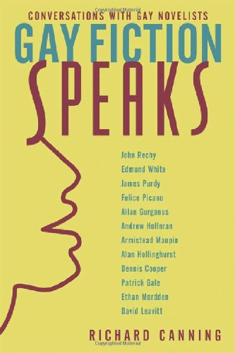 Gay Fiction Speaks: Conversations with Gay Novelists (Between Men~Between Women: Lesbian and Gay Studies)