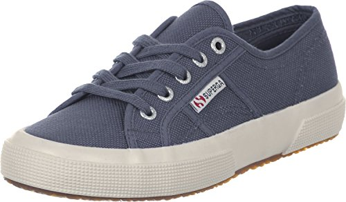 SUPERGA 2750 Cotu Classic GS000010U, Zapatillas Unisex adulto, Gris (Light Grey), 42 EU (8 UK)