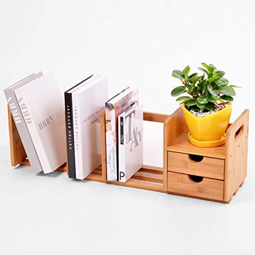 Minmin-zhenggaojia DIY Tisch Desktop Storage Rack Display Regal Veranstalter Zähler Top Mode Aktive Bücherregal Magazin Halter Home Office Verwenden Buchhalter (größe : B)