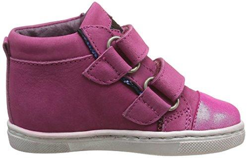 Mod8 Tara, Chaussures Premiers Pas Bébé Fille Rose (Fuchsia)