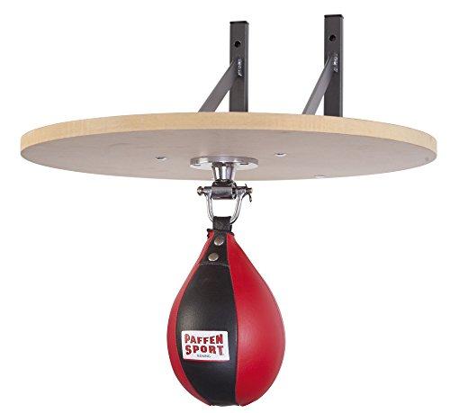 Paffen Sport FIT SPEED SYSTEM Box-Wandapparat - solide Speedball-Plattform für Einsteiger und Hobbyboxer