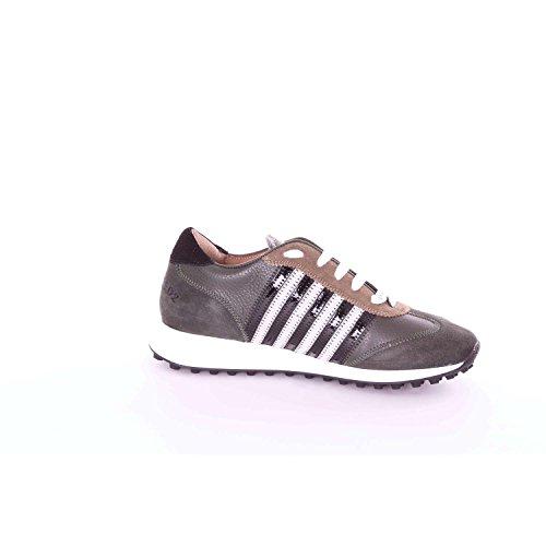 Ecoabrasivato Dsquared2 Runner Sneaker Nouveau Randonnée Vitello 1pU1Wgqzr