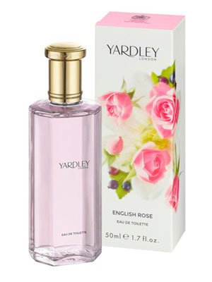 Yardley London English Rose POUR FEMME par Yardley London - 126 ml Eau de Toilette Vaporisateur