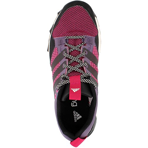 adidas Performance Kanadia 7 Trail Damen Traillaufschuhe Ash Purple/Black/Bold Pink