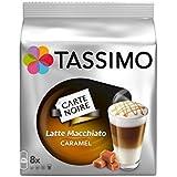 Tassimo Carte Noire Latte Macchiato Caramel (8 Portions)