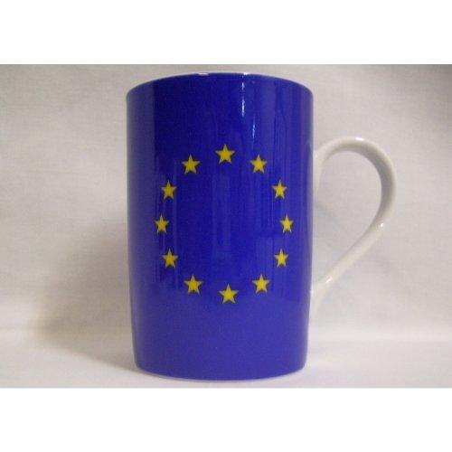 Kaffeebecher: Europa