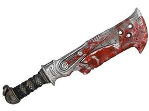Neca - Réplique Mousse Rigide Hache du Boucher Gear of Wars 3 91cm - 0634482522035