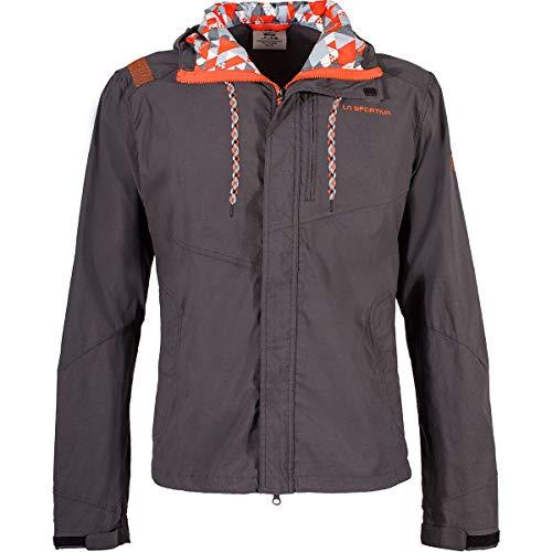 Preisvergleich Produktbild La Sportiva M Grade Jkt Jacke,  Herren XL Karbon / Orangerot