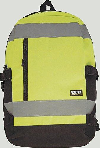 Preisvergleich Produktbild Workteam wfa401 gelb – A.V. gelb 25L Rucksack 24 x 47 x 15 wfa401