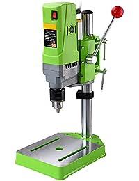 HITSAN INCORPORATION MINIQ BG-5156E Bench Drill Stand 710W Mini Electric Bench Drilling Machine Drill Chuck 1-...